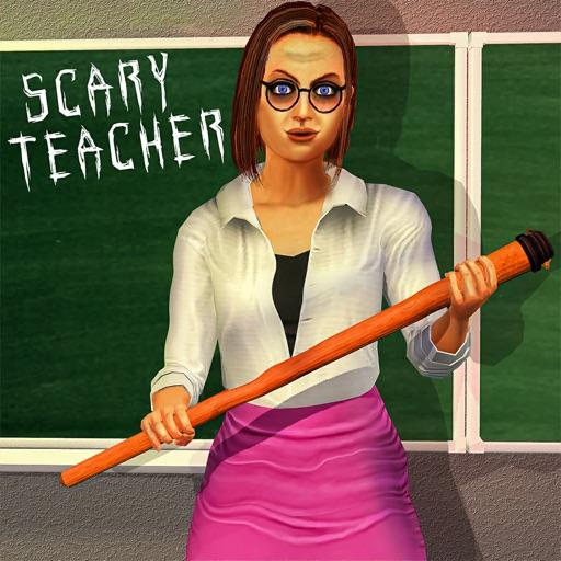 Scary Teacher - Creepy Game 3D-SocialPeta