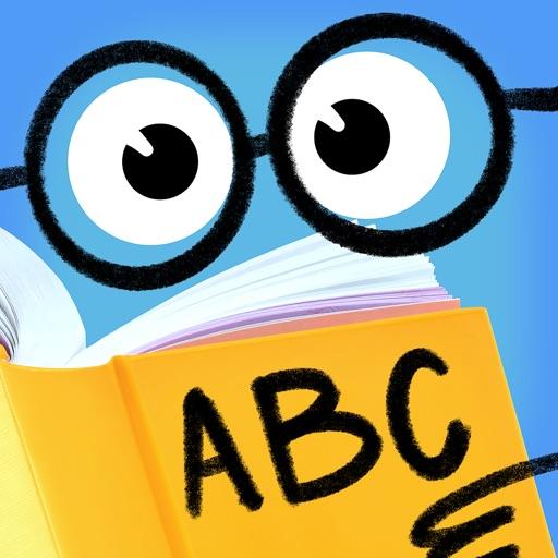 Reading Blubs: ABCs & Stories-SocialPeta