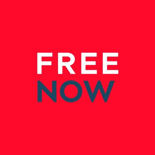 FREE NOW (mytaxi)-SocialPeta