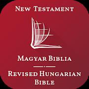 Magyar Biblia (Revised Hungarian Bible)-SocialPeta