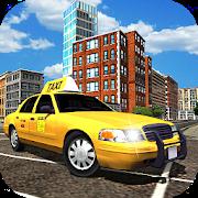 US Taxi Driver 3D: Taxi Simulator Game 2020-SocialPeta