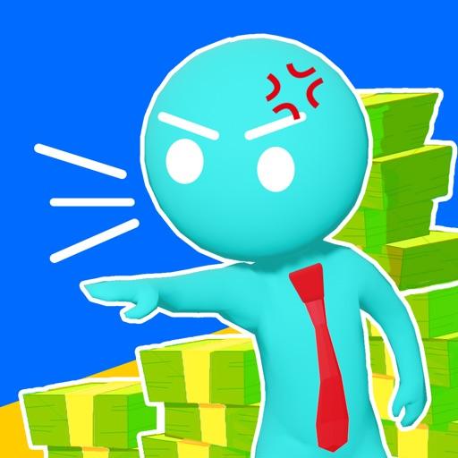 Greedy CEO-SocialPeta