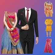 Photo Suit Editor : Men & Women Suit Fashion Dress-SocialPeta