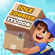 Idle Courier Tycoon - 3D Business Manager-SocialPeta