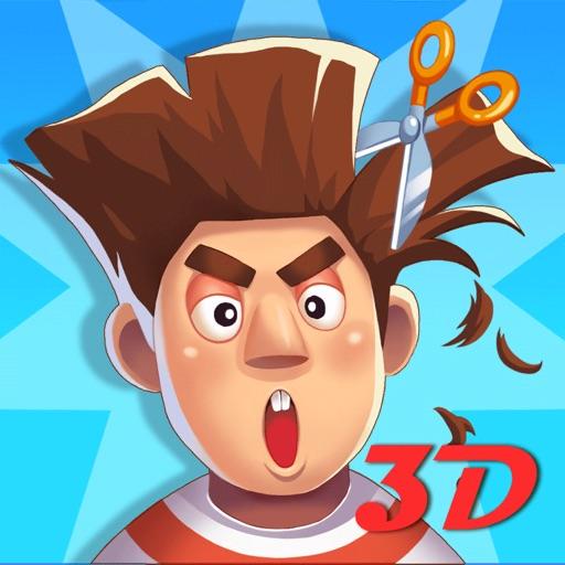 Haircut 3D!-SocialPeta