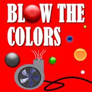 Blow The Colors-SocialPeta