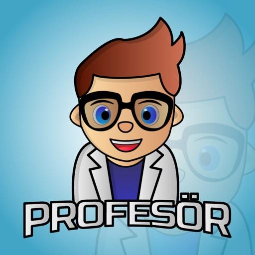 Profesör:Türkçe Kelime Oyunu-SocialPeta