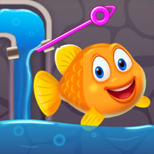 Save The Fish - Pull Pin-SocialPeta