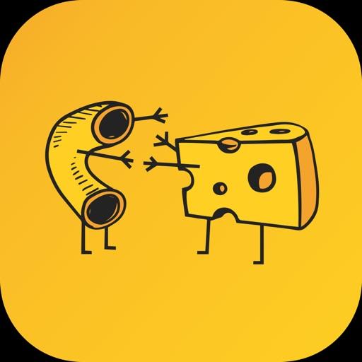 I Heart Mac & Cheese-SocialPeta