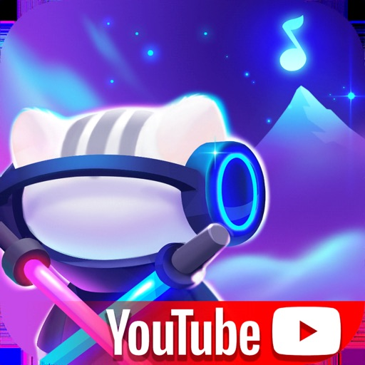 Sonic Cat-Slash the Beats-SocialPeta