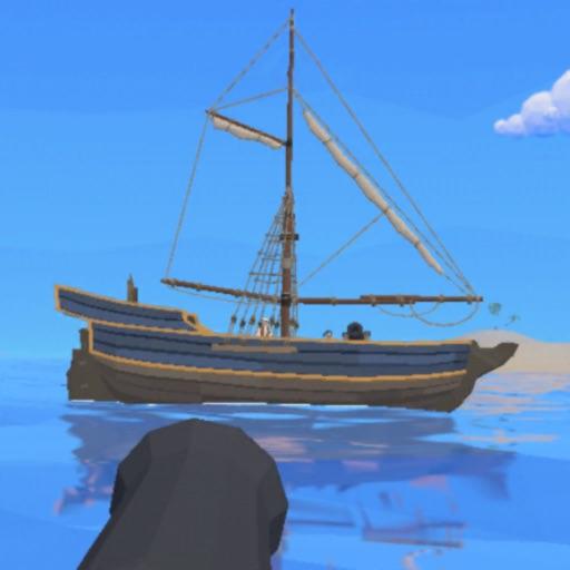 Pirate Attack: Sea Battle-SocialPeta