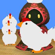 Endless Chickens-SocialPeta