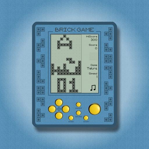 Brick Game: 90's Block Puzzle-SocialPeta