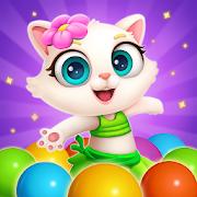 Bubble Shooter: Cat Island Mania 2020-SocialPeta