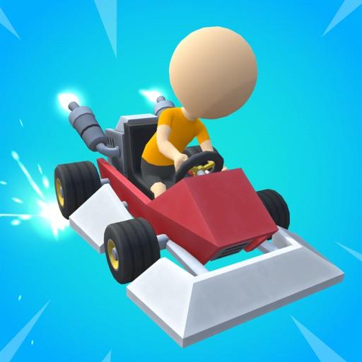 Go Karts!-SocialPeta