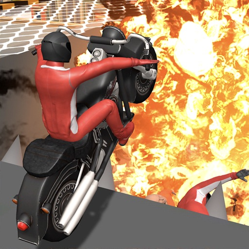 Bike Smash-SocialPeta
