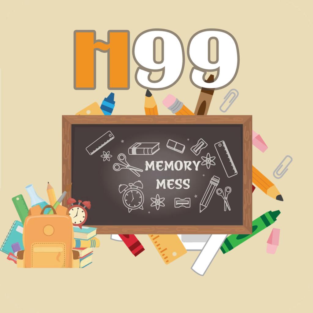 H99 - Memory Mess-SocialPeta