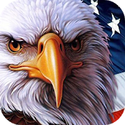 American Flag Live Wallpaper Themes-SocialPeta
