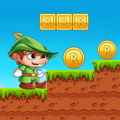 Robin Jungle World -Jump N Run-SocialPeta