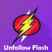 Unfollow Flash-SocialPeta