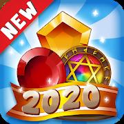 Jewels Magic Kingdom: Match-3 puzzle-SocialPeta