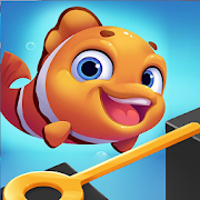 Save The Fish - Pull Him Out Puzzle-SocialPeta