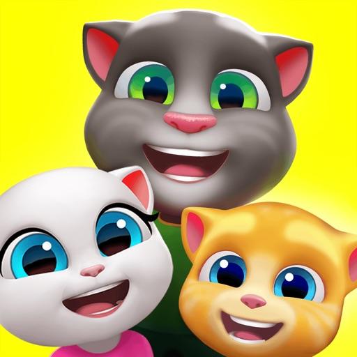 汤姆猫总动员 - 你的朋友们都在这!-SocialPeta