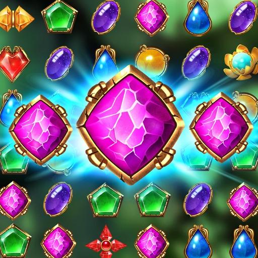 Jewel Mystery Quest-SocialPeta