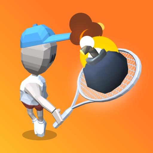 Tennis Warriors-SocialPeta