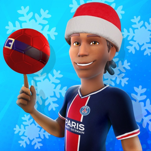 PSG Soccer Freestyle-SocialPeta