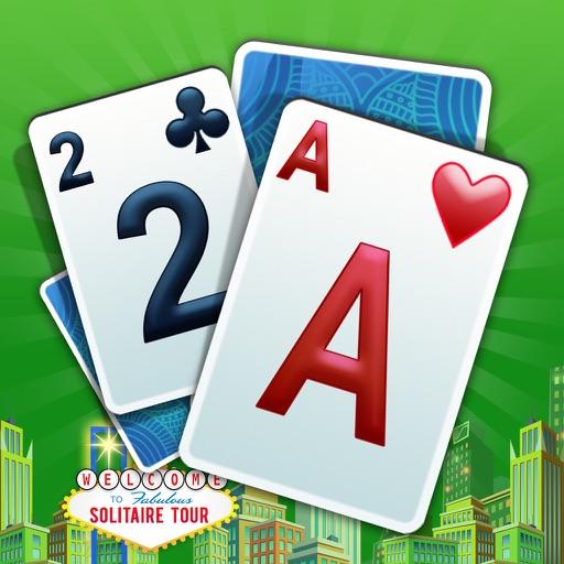 Solitaire Tour - Classic Cards-SocialPeta