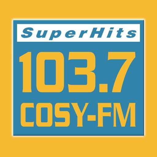 SuperHits 103.7 COSY-FM-SocialPeta