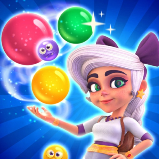 Huuuge Bubble Pop Story-SocialPeta