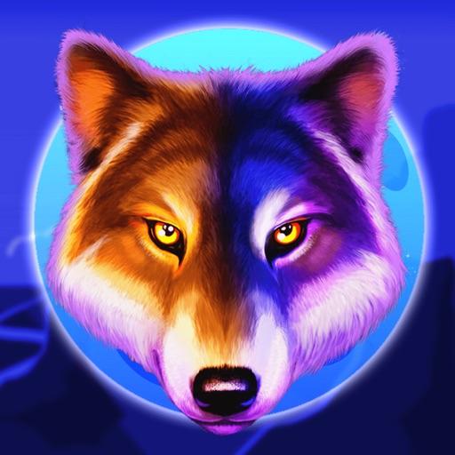The Moon Wolf-SocialPeta