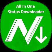 All In One Status Saver - Reels , Insta, WA, FB-SocialPeta