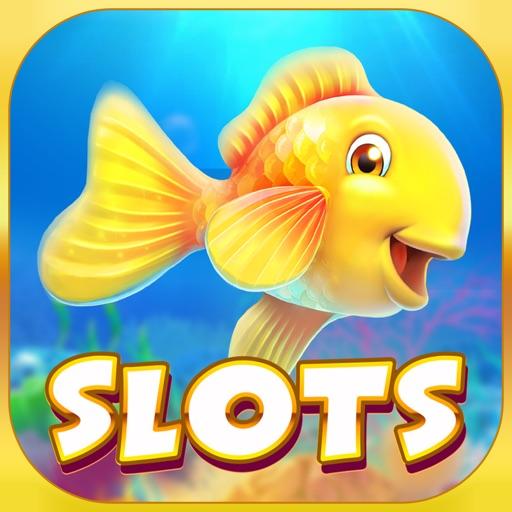 Gold Fish Casino Slots Games-SocialPeta