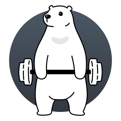 Keep Gym Record: 运动、健身和健康的软件。-SocialPeta