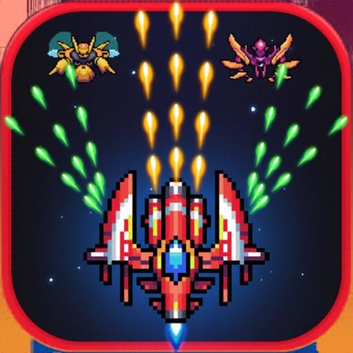 Galaxy Shooter - Falcon Squad-SocialPeta