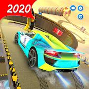 Racing Fever: Impossible Car Stunt Mega Ramp 2020-SocialPeta