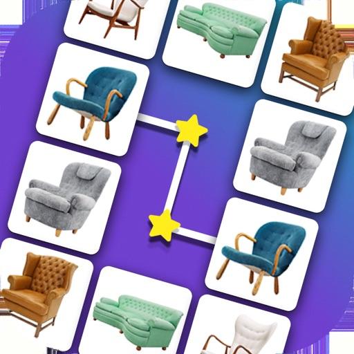 Connect 3D - Match Puzzle Game-SocialPeta