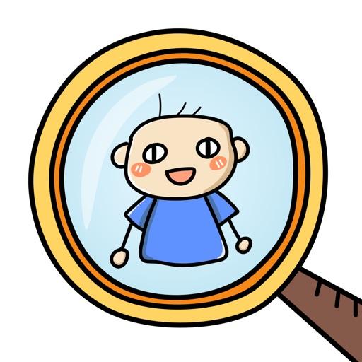 Find Out - Hidden Objects-SocialPeta