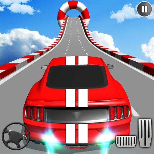 Muscle Car Stunts - Car Games-SocialPeta