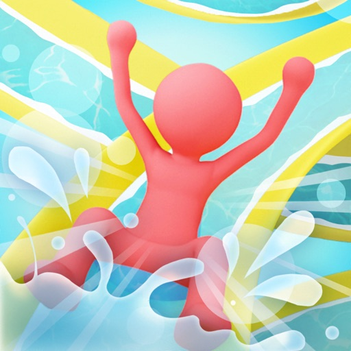 Idle Water Slide-SocialPeta