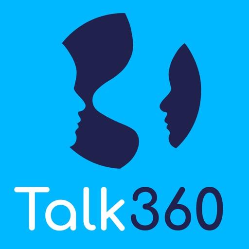 Talk360 – International calls-SocialPeta