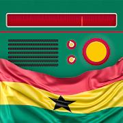 Ghana Radio Stations Online-SocialPeta