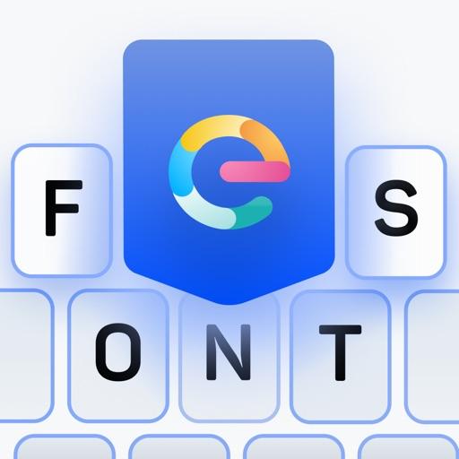 Fonts Keyboard, Emoji: eFonts-SocialPeta