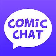 Comic Chat - The Role Playing Comic Book Chat App-SocialPeta