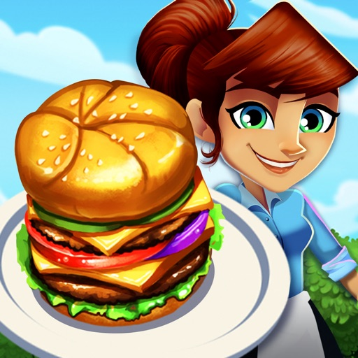 Diner DASH Adventures-SocialPeta