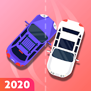 Crazy Cars-SocialPeta