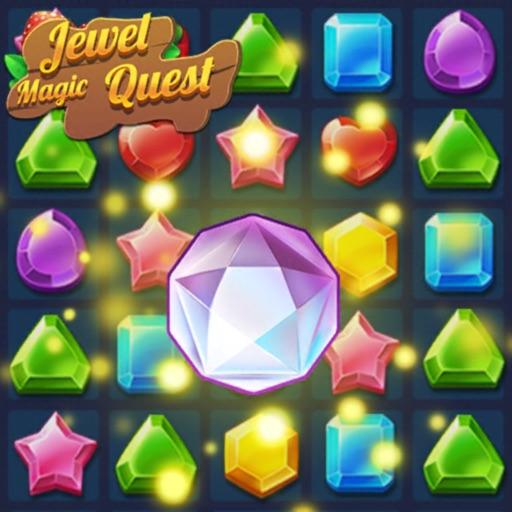 Jewel Magic Quest-SocialPeta